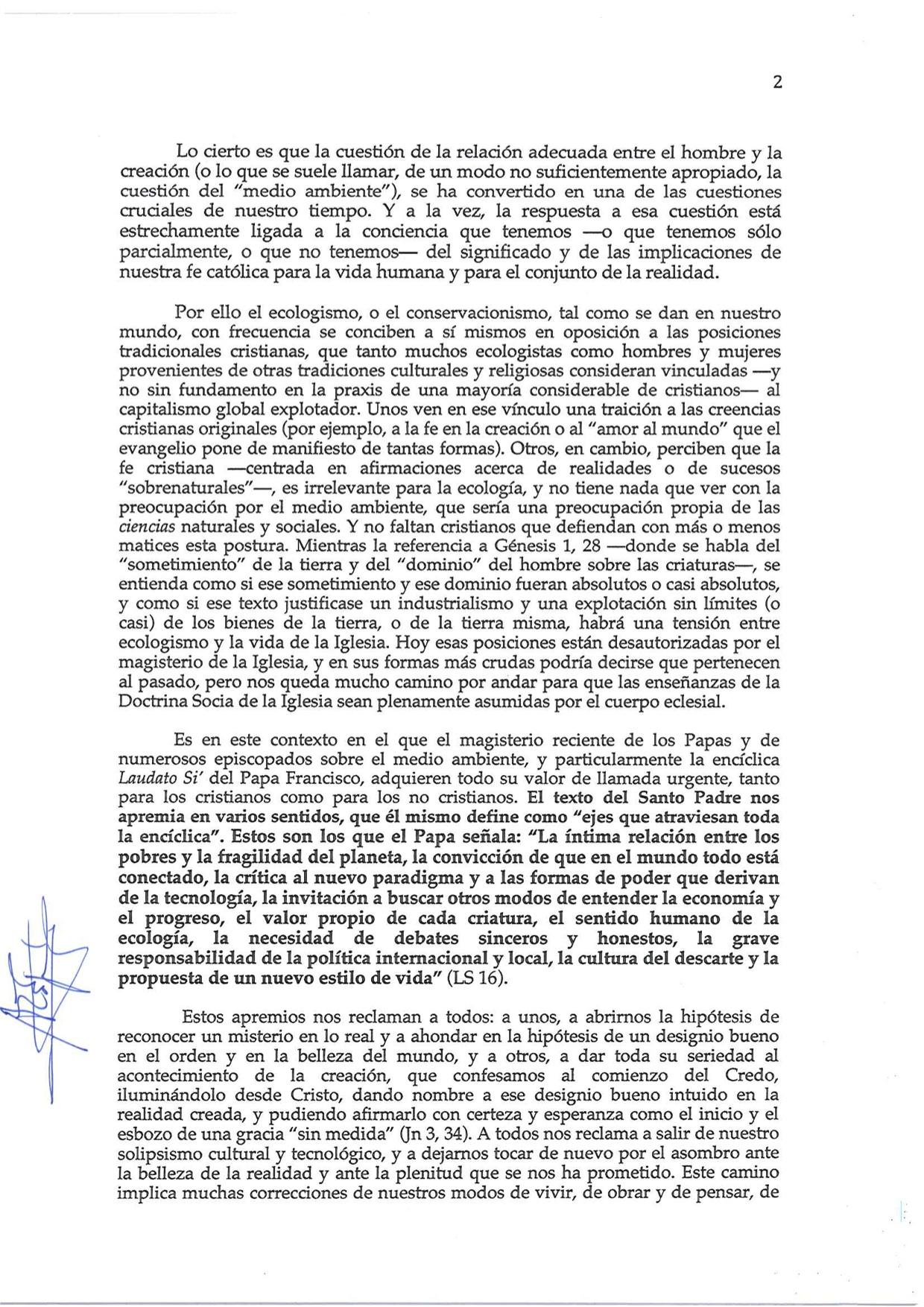 Decreto de Erección _Laudato Si_02