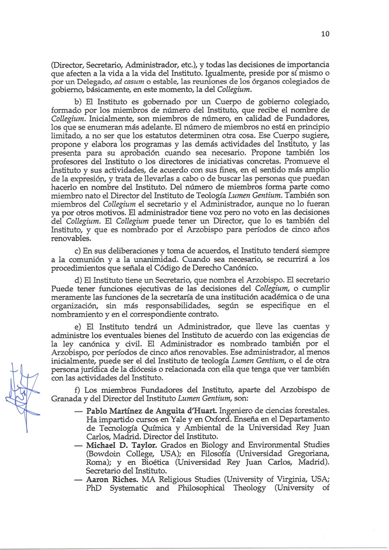 Decreto de Erección _Laudato Si_10